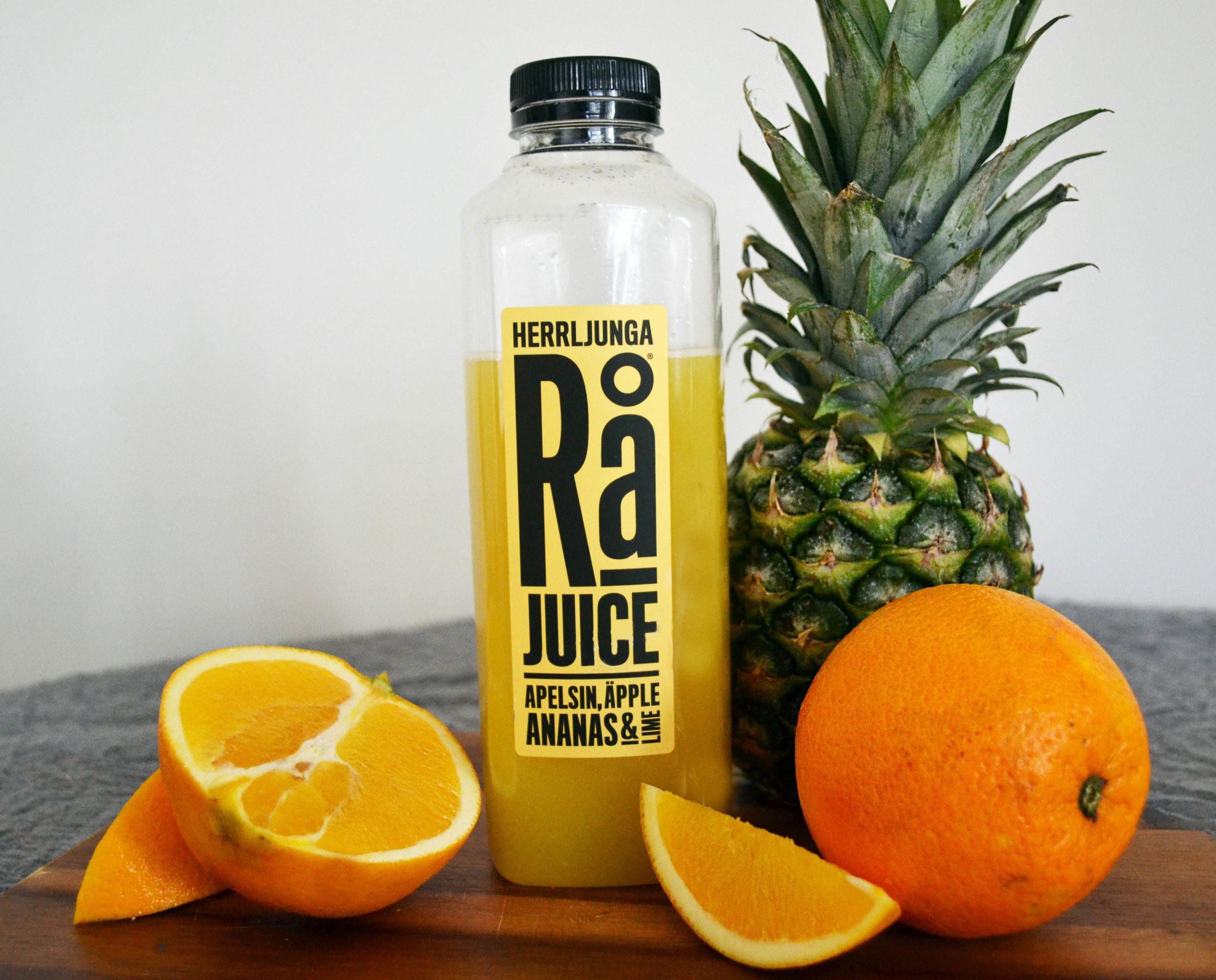 Herrljunga Rå Ananas