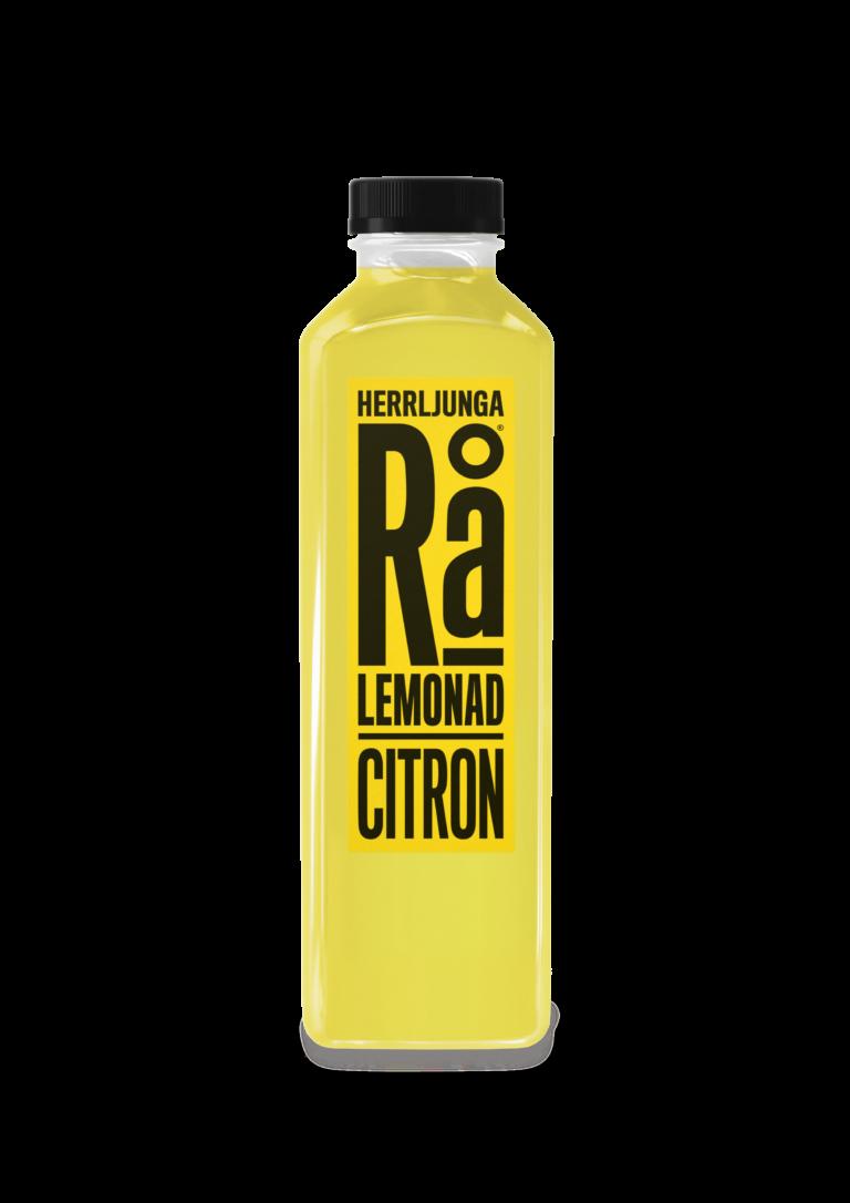 Herrljunga Rå - Citron
